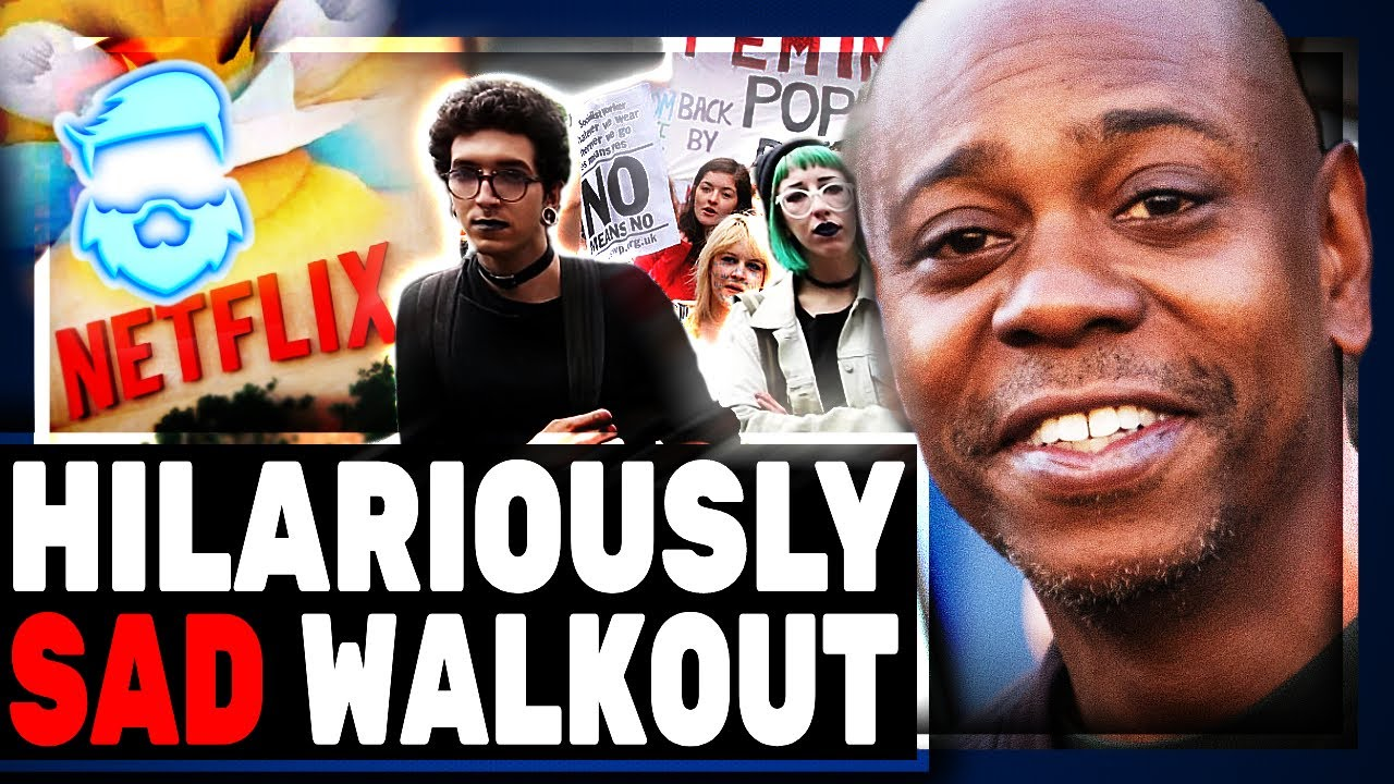 Download 1,000 Netflix Employee Walkout Over Dave Chappelle Special Is Hilariously Pathetic