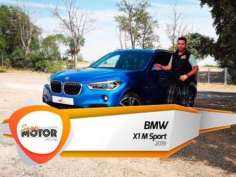 BMW X1 M Sport 2019 / Al volante / Supermotoronline.com