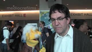 Comic-Con 2012 - Day 2 : Professor Puppet and Yeshmin Belchin