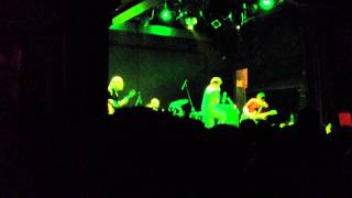 """Pissed Jeans - """"Vain in Costume"""" 4/13/13 Bowery Ballroom, NYC"""