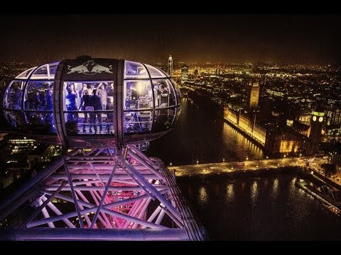 30 Clubs Packed in the London Eye - Red Bull Revolutions in Sound