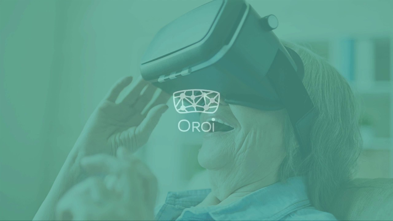 Oroi|| Virtual reality for the elderly people