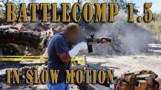 BattleComp 1.5 in Slow Motion