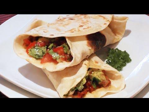 Bean Burrito Recipe - Mark's Cuisine #48