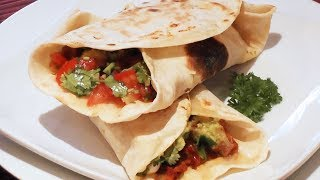 Bean Burrito Recipe - Mark's Cuisine #48