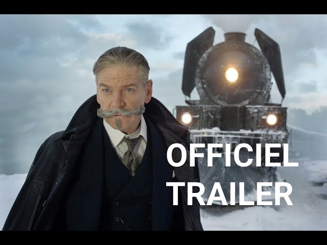 Mordet i Orientekspressen | Officiel trailer #2 | 2017