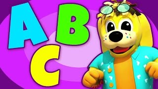 "ABC Song | ABC Song For Children | Learn Alphabets | ""Kids Books Are Fun"" by RaggsTV"