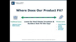 Fix & Flips, Rentals & Loan Options for Residential Investment Properties