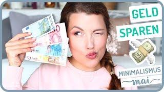 15 TIPPS zum GELD SPAREN #MinimalismusMAI by Sissi