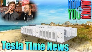 """Tesla Time News - """"There Once Was a Power Company on Nantucket..."""""""