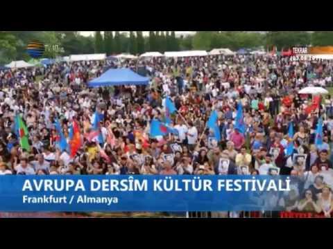Grup Munzur - Seyit Rıza  (Avrupa Dersim Kültür Festivali, Frankfurt 2017)