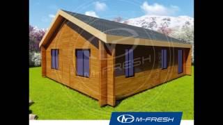 подробные проекты домов коттеджей. Готовый проект дома M-fresh Optimist(, 2016-12-04T06:12:00.000Z)