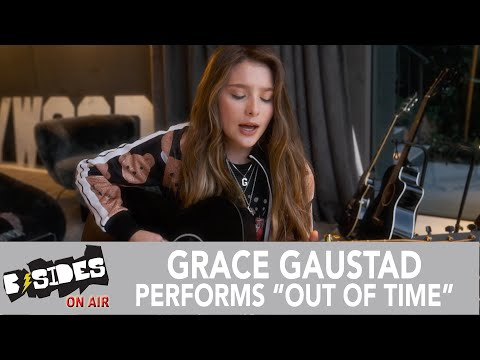 """Grace Gaustad Performs """"Out of Time"""" Acoustic for B-Sides"""