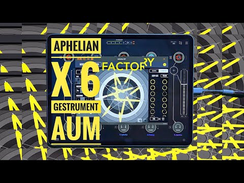 APHELIAN x 6 - Gestrument PRO, POLY 2,  AUM Mix