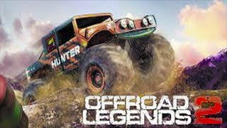 OFFROAD LEGENDS 2 | Gameplay , MONTAGE .