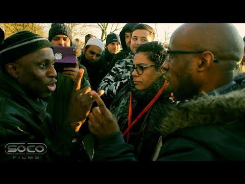 Lamin learns why Christian woman dont wear head coverings + more   Speakers Corner