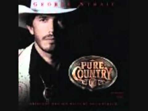 George Strait - Adalida (with lyrics) - HD