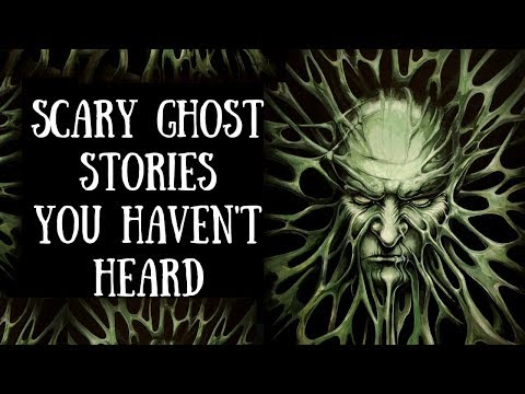 7 True Paranormal Ghost Stories! Faces, Poltergeist, Hawaiian Camp