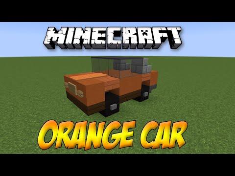 Minecraft: Simple Car Tutorial