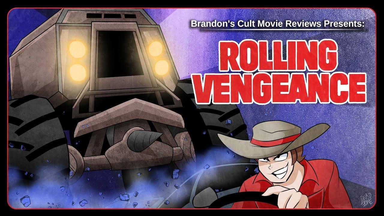 Brandon's Cult Movie Reviews: ROLLING VENGEANCE