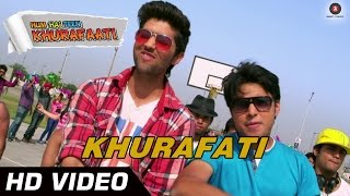 Khurafati Official Video HD | Hum Hai Teen Khurafati | Pranshu Kaushal, Mausam & …