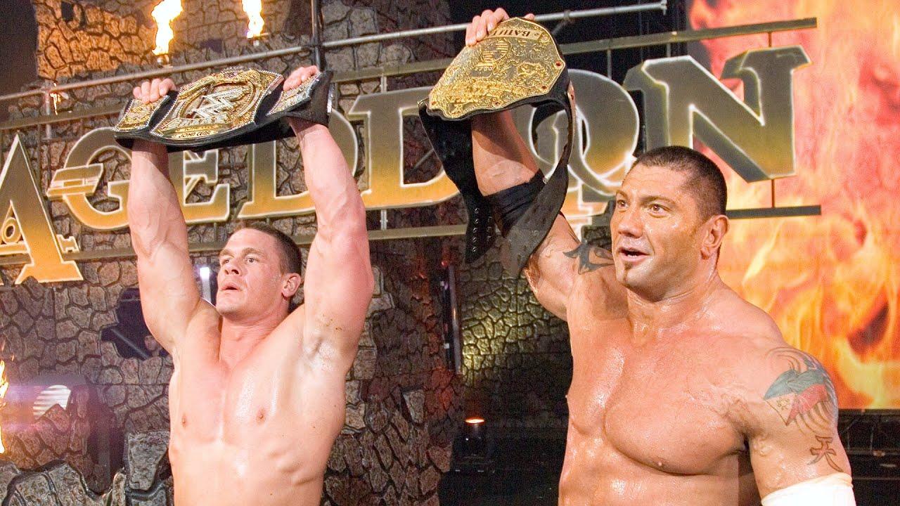 WWE Legend Batista Denies Shooting Buddy Movie With John Cena 2