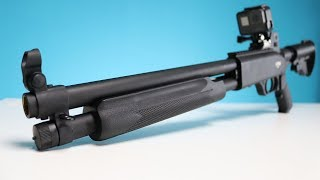 Stärkste legale SHOTGUN in Deutschland - Pumpgun T4E S68 REVIEW
