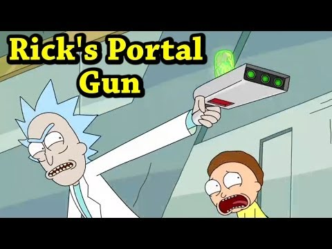 Rick and Morty - The Ricks Must Be Crazy