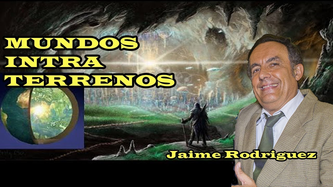 MUNDOS INTRATERRENOS CUEVA DE LOS TAYOS Con el Periodista Jaime ...