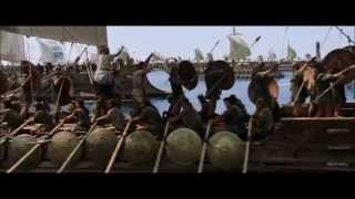 Troie - Débarquement (Scène Mythique)