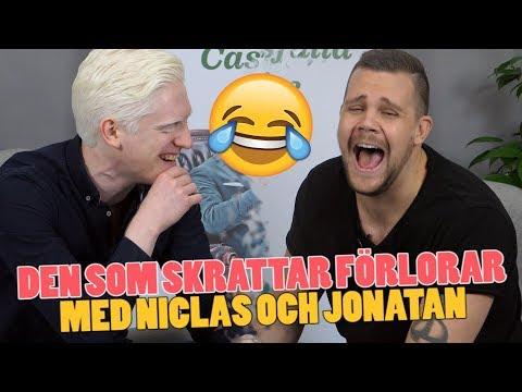 Den som skrattar förlorar #11 - Dåliga skämt och ordvitsar med Niclas och Jonatan