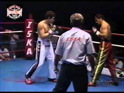 KickBoxing :: Fernando Fernandes - Campeão Intercontinental de KickBoxing em 30/10/1994