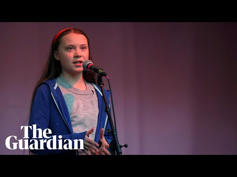 'We will never stop fighting': Greta Thunberg joins London climate protest