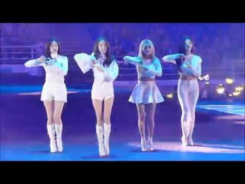 T-ara - What's My Name @ Kpop Music Wave Penang 2017