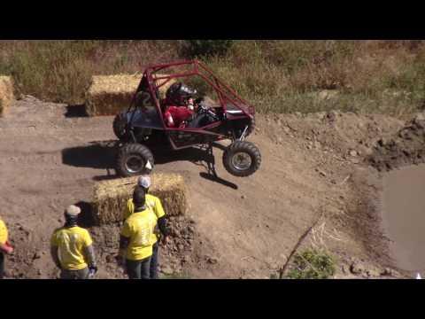 Cornell Baja - California Suspension Run 2017