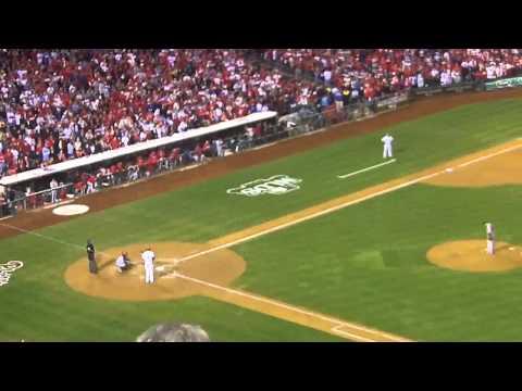 Cardinals Win 2011 NLDS