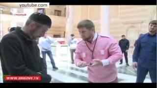 Кадыров отчитал тех, кто высмеял «свадьбу тысячелетия»