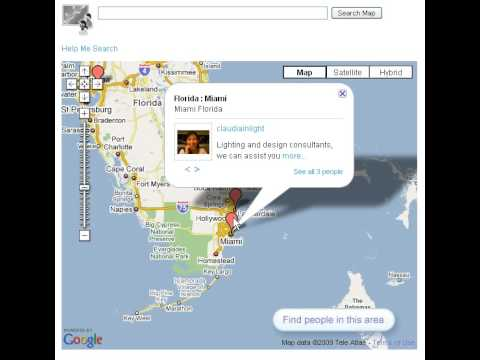 GeoSocial Networking by Leverage Software