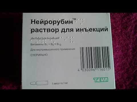 Ампулы Никотиновая кислота - отзывы врачей и пациентов на