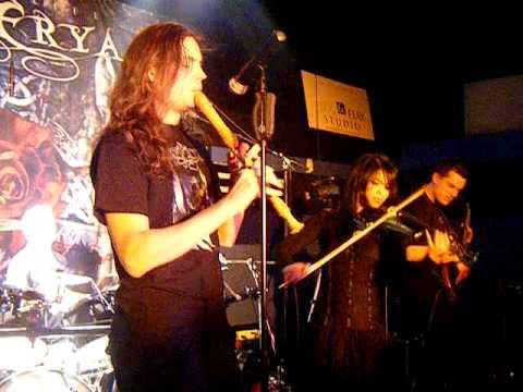 Elferya - Mystic Land (live Plug And Play Studio Nyon 25/11/11)