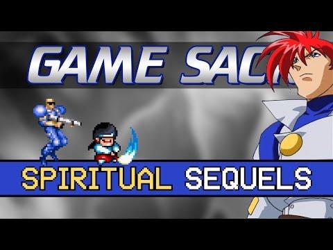 Spiritual Sequels - Game Sack