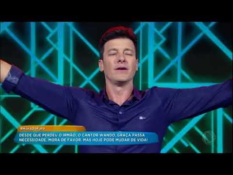 Rodrigo Faro Solta Voz E Canta Fogo E Paixão Para Homenagear O Cantor Wando