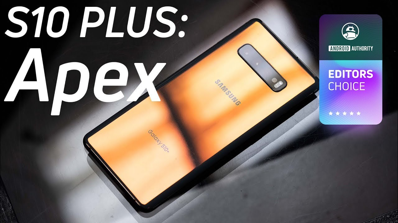 Samsung Galaxy S10 Plus review: Peak Samsung - Android Authority