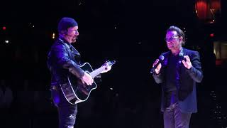 Guy Was Yelling Loudly & Bono Asks If Okay and Jokingly Gives Him t...