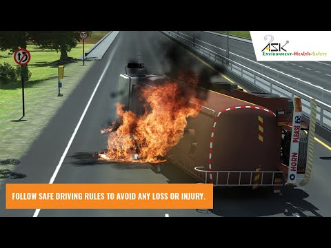 Thumbnail: Driving Safety Tips by Safety Animation
