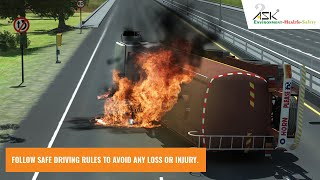 Driving Safety Tips by Safety  Animation