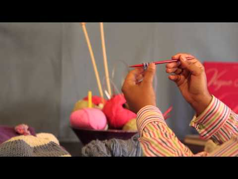 Circular Knitting: Hats With Earflaps