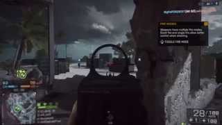 BF4 | Trying Battlefield 4 Multiplayer on PS3 | Team Deathmatch Gameplay (2014)