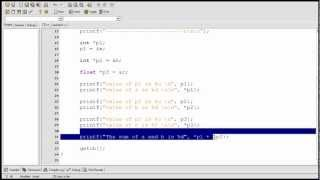 C programming Pointers fully explained