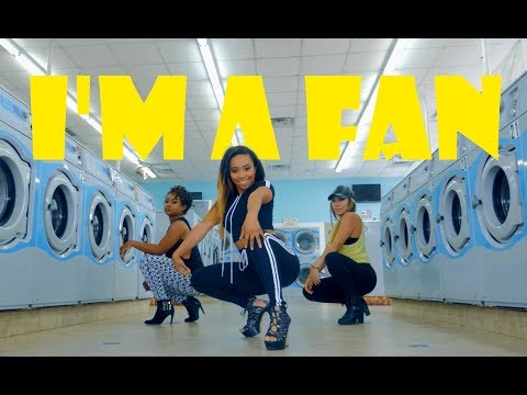 Pia Mia - I'm A Fan | Niaps Spain Official Dance Choreography video